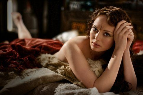 Laura Haddock - via Movieplayer.it