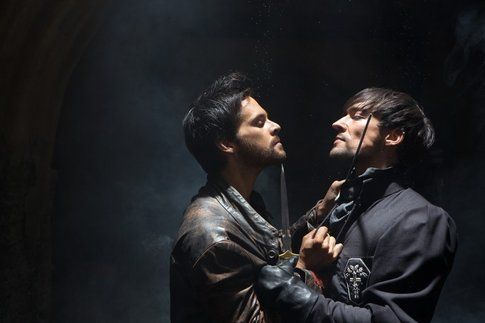 Una scena da Da Vinci's Demons - via Movieplayer.it