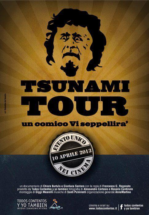 Tsunami tour - foto da cartella stampa Ufficio stampa ufficiale