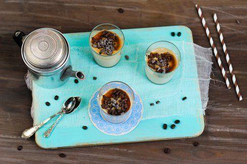"""Panna cotta al caffè """"Il gatto goloso"""" (Credits photo Claudia Gargioni)"""