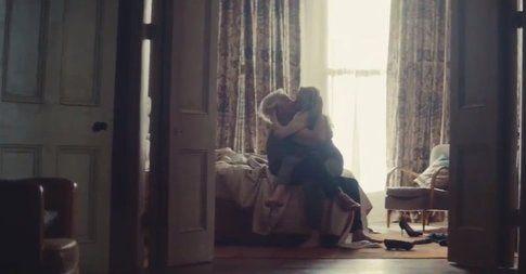 Sequenza finale di The Kiss - foto da fubiz.net
