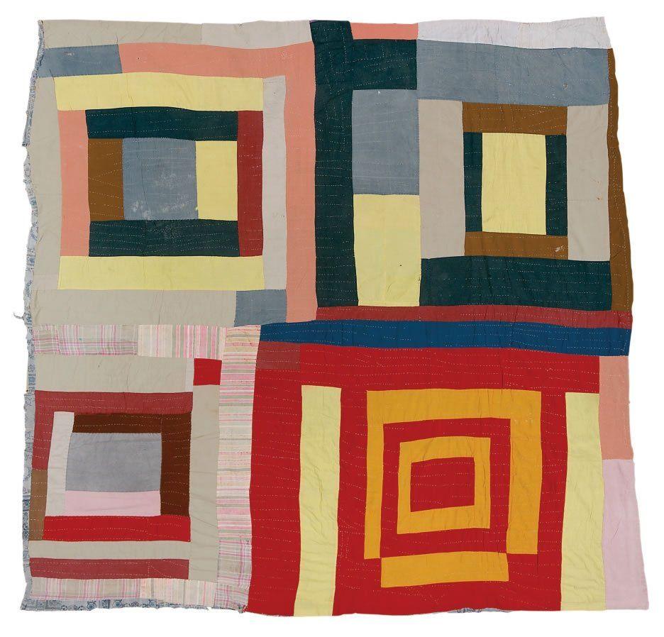I quilt di Gee's Bend: colore e improvvisazione per uno stile unico