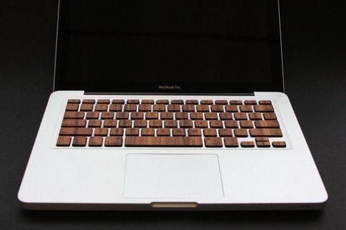 Tastiera in legno RAWBKNY