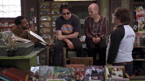 Una scena di Alta fedeltà - foto da movieplayer.it