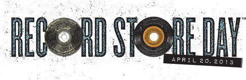 Logo Record Store Day - dal press kit ufficiale dell'iniziativa