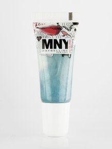 Gloss azzurro MNY