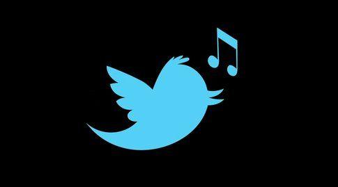 Logo Twitter Music