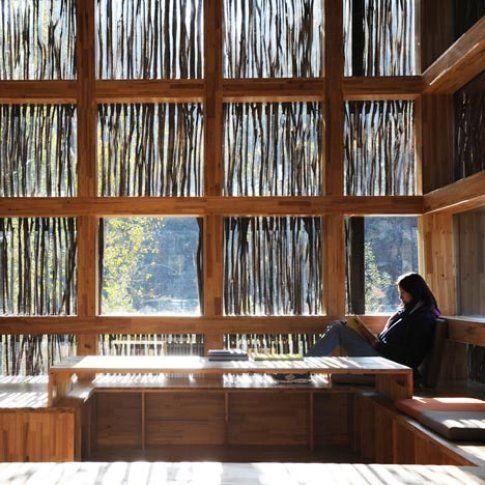 Biblioteca di Liyuan, Cina