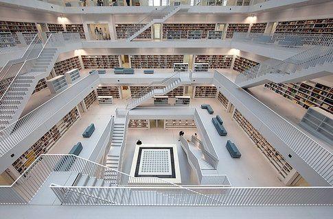 Biblioteca di Stoccarda