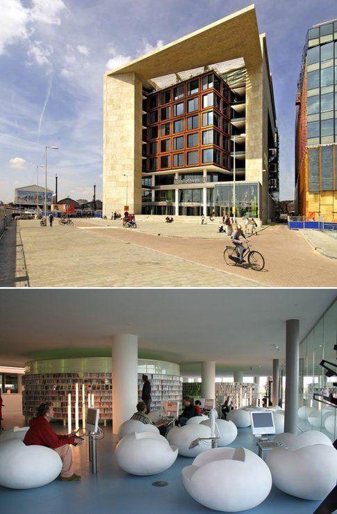 Biblioteca di Amsterdam