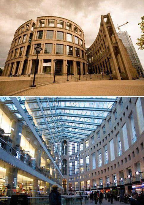 Biblioteca di Vancouver, Canada