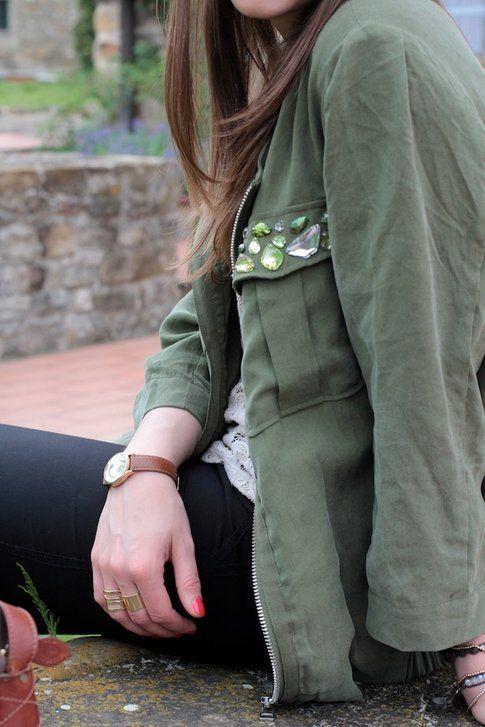 Il mio outfit: capi Vintage e Ecosostenibili