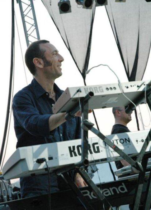 Vittorio Cosma - foto Myspace ufficiale