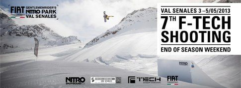 Torno l'F-Tech Shooting in Val Senales