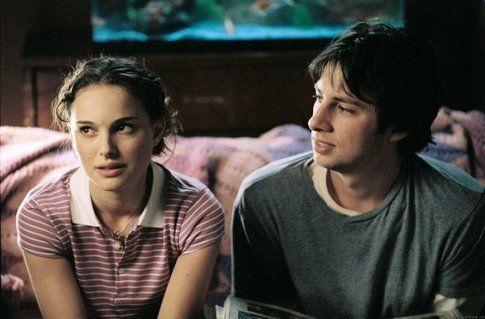Natalie Portman e Zach Braff, The Garden State - foto Multiplayer.it