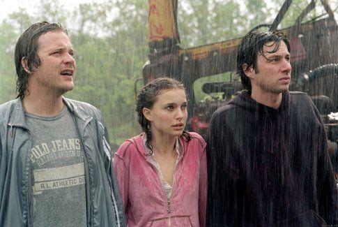 Peter Saarsgar, Natalie Portman e Zach Braff, The Garden State - foto Multiplayer.it