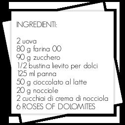 ingredienti sweet bouquet ricetta