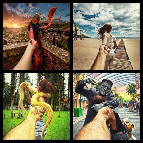 Travel Instagramers: Murad Osmann