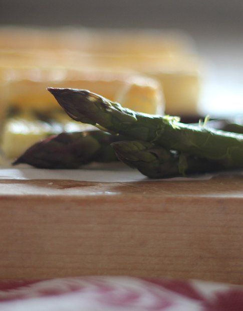 asparagi: la verdura di primavera