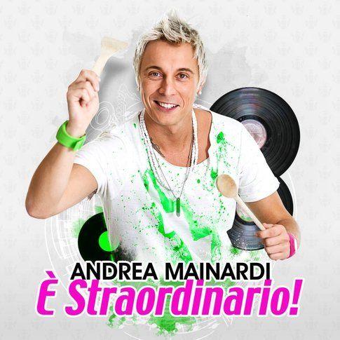 """Andrea e il suo singolo """"E' Straordinario!"""""""