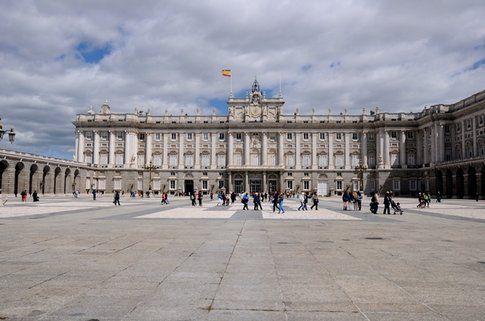 Palacio Real de Madrid ©marziakeller