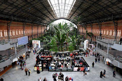 Estación de Atocha ©marziakeller