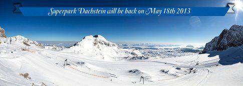 Il Superpark di Dachstein riaprirà il 18 maggio