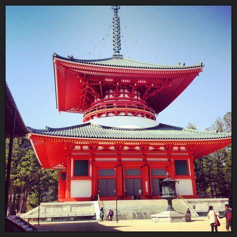 Tempio Buddista a Koyasan - Foto di Simona Forti
