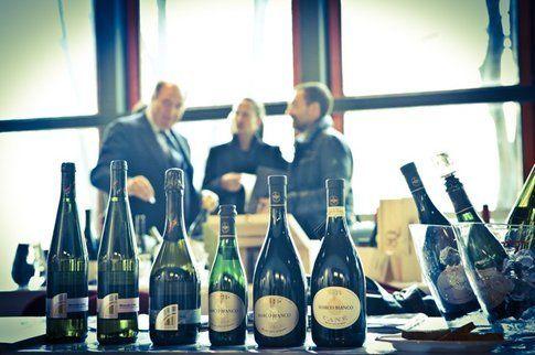 Selezione di vini al Roma Food&Wine Festival