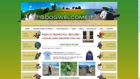 Dog Welcome