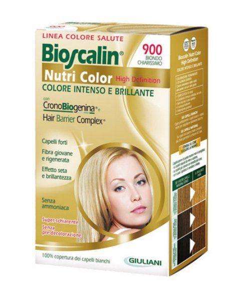 Tinte per capelli naturali senza ammoniaca