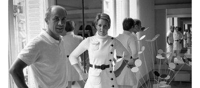 Le prime volte del vinile: il futurismo ed André Courrèges