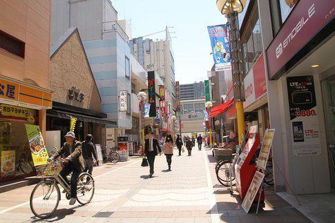 Una via di Musashino - Foto di Simona Forti