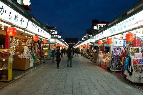 Asakusa - Foto di Marcello Barnaba