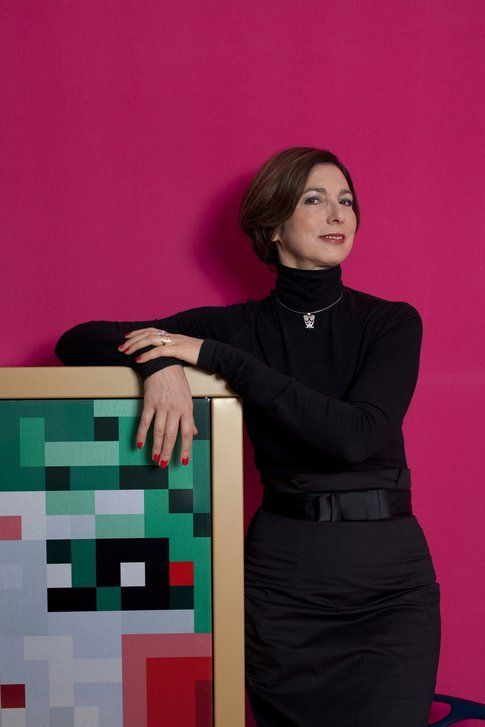 Anna Gili, designer
