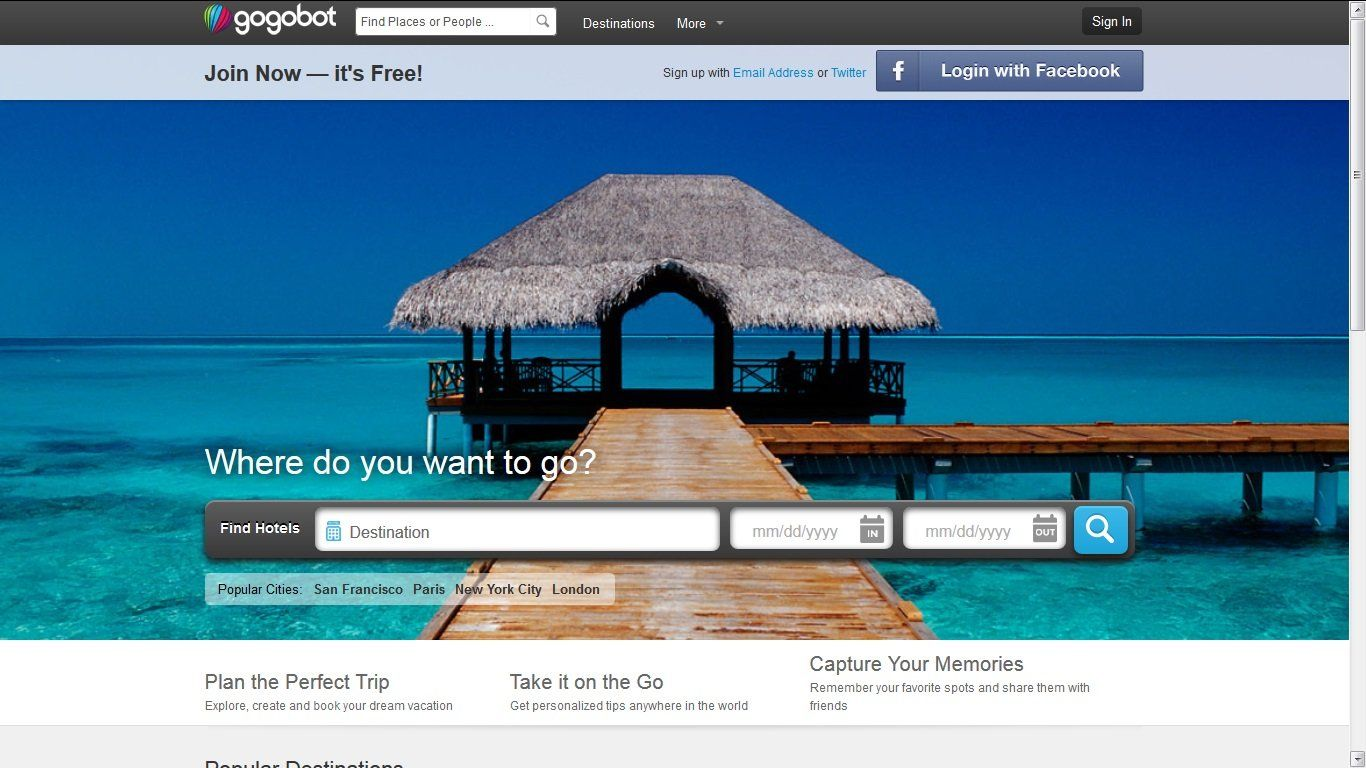 Gogobot & Co.: i social network per viaggiatori