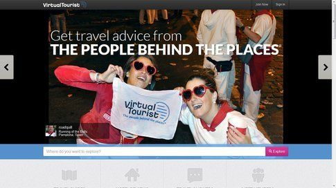 Vitual Tourist