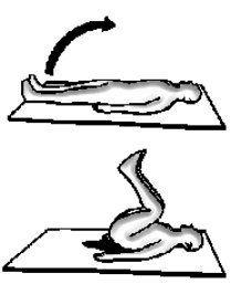 allenamento per tonificare addominali bassi