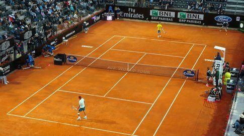 Internazionali di Tennis 2013 Fognini - Nadal