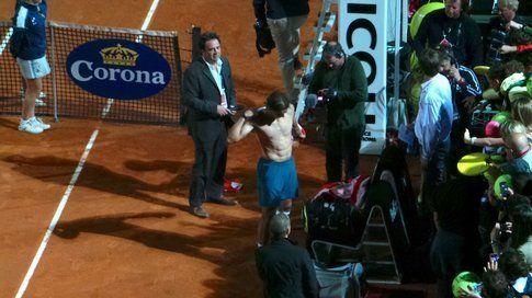 Internazionali di Tennis 2013  Rafa Nadal