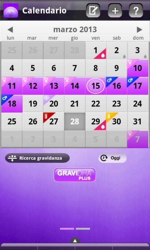 PinkUp - applicazione