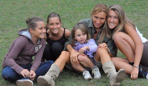 PinkUp - Giovanna e famiglia