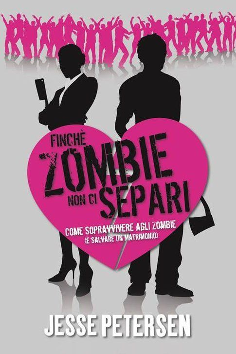 copertina di Finché zombie non ci separi