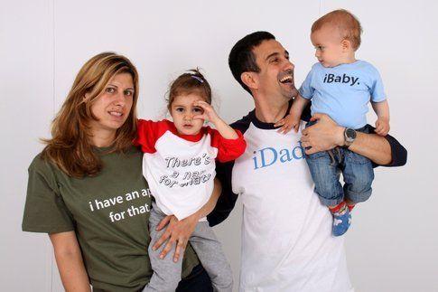 PinkUp - Sara e famiglia