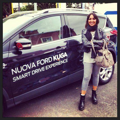 Ford Kuga - Internazionali di Tennis 2013