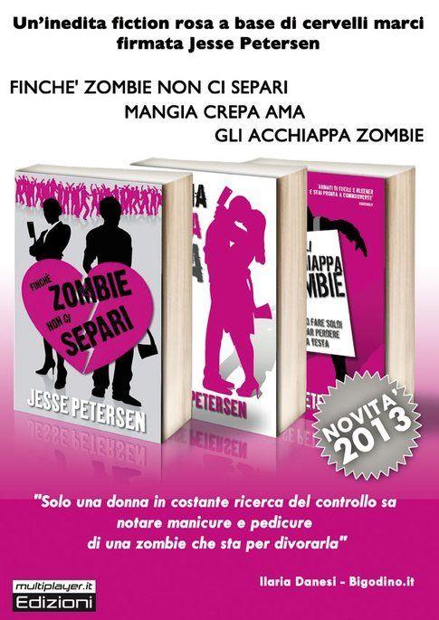 "la trilogia ""Living with the dead"""