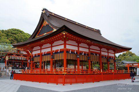 Tempio shintoista - Foto di Simona Forti