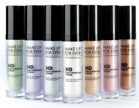 Primer viso - Makeup forever: adoro!