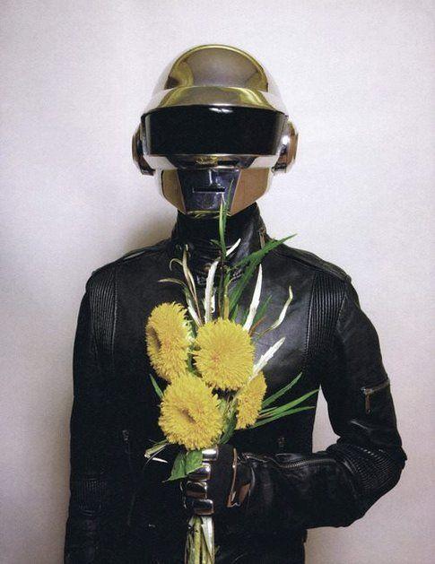 Thomas dei Daft Punk - foto Facebook Prontialpeggio