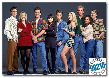Gli anni '90 oggi più che mai: look da  Spice Girls e Beverly Hiils!